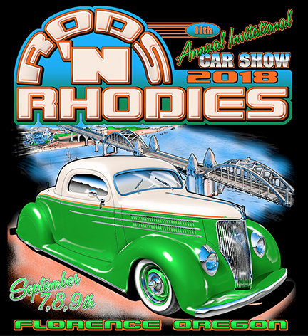 Rods N Rhodies Th Annual Invitational Car Show - Riverside casino car show