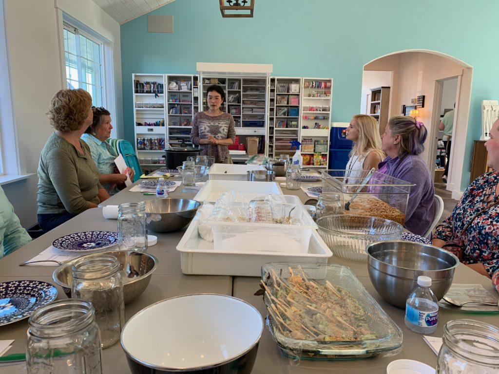 Foodie and Cooking Classes