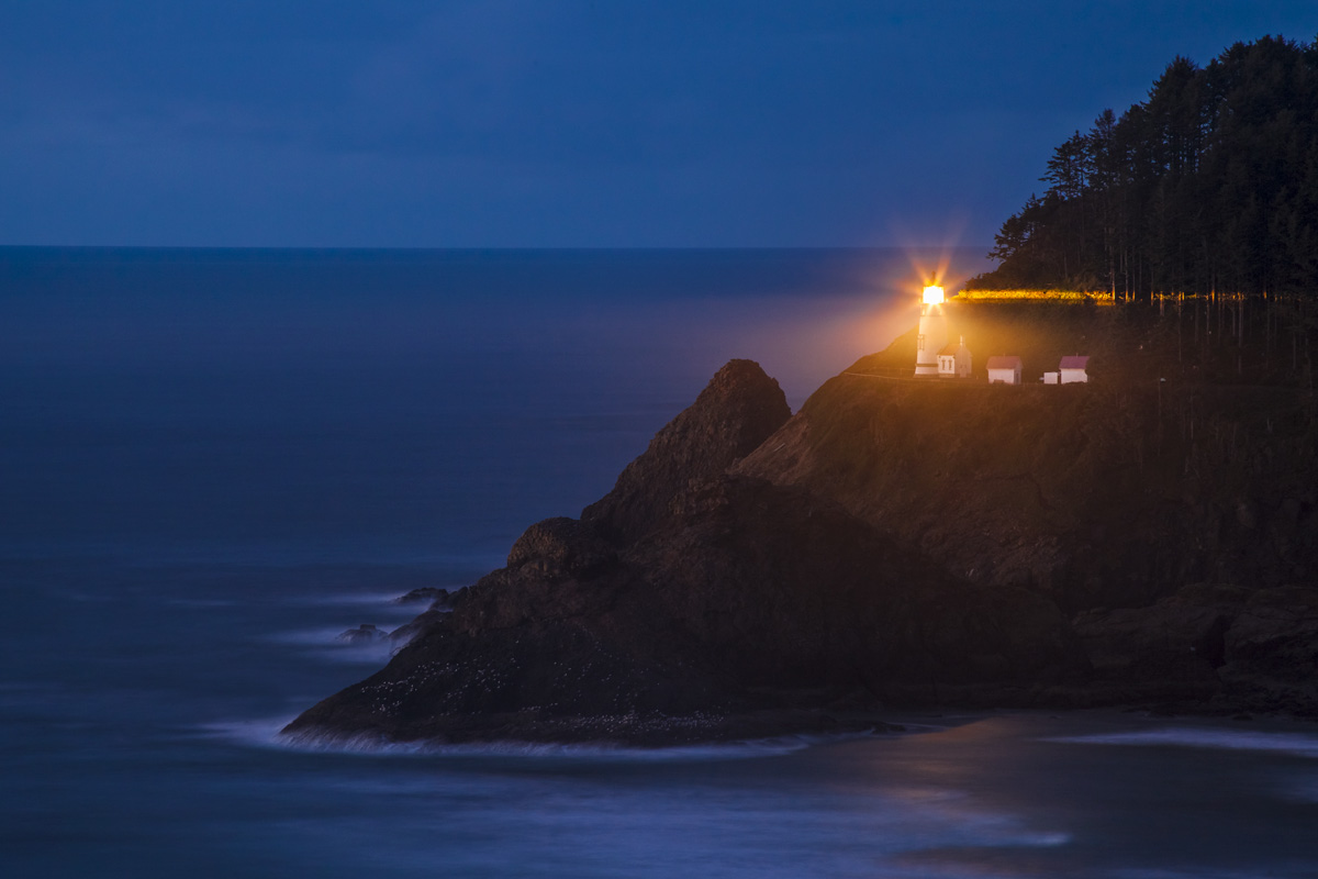 Florence Heceta Lighthouse