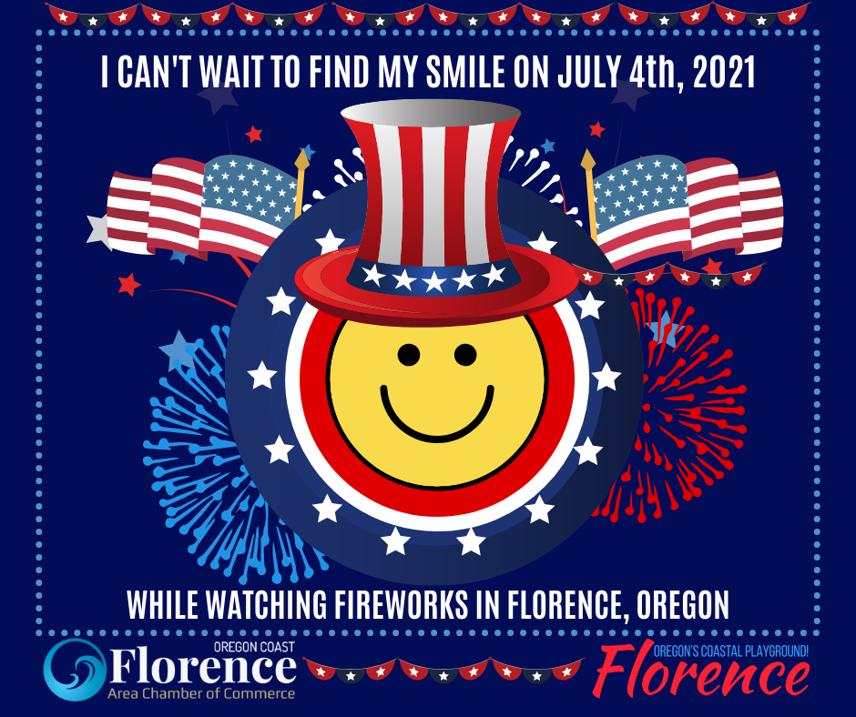 UPDATE: JULY 4 FIREWORKS IN FLORENCE WILL BE A BLAST