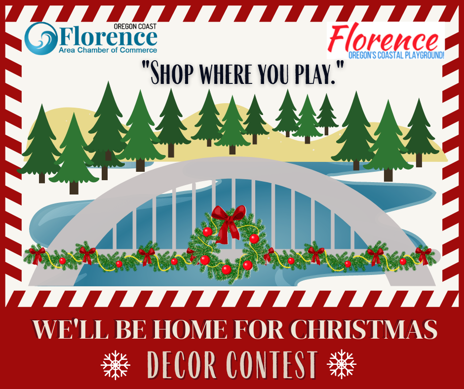 """FLORENCE INVITES YOU TO """"SHOP WHERE YOU PLAY"""""""