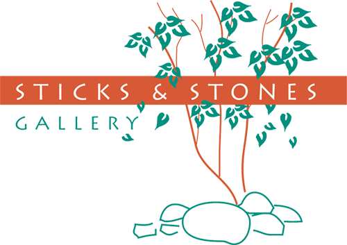 STICKS AND STONES GALLERY AND BLUE HERON GALLERY EXHIBITS AT CHAMBER'S VISITOR CENTER